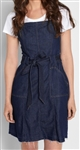 7 For All Mankind A Line Belted Dress in Luxe Lounge