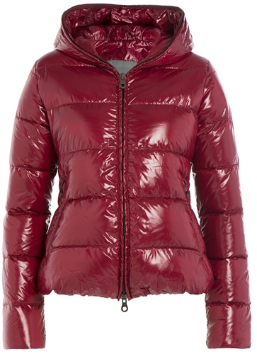 new style 0a391 c011f Duvetica Thia Cinque packable quilted down jacket