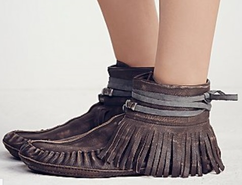 Free People Eastwood Moccasin