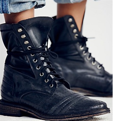 6947573bdb0d4 Free People Sounder Lace Up Boot
