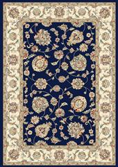 Dynamic rugs an1014573653464 ancient garden rug, 9.2x12.10, blue/ivory