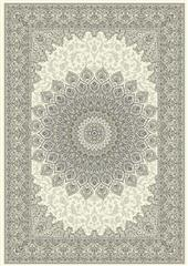 Dynamic rugs an24570906666 ancient garden rug, 2x3.11, cream/grey