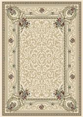 Dynamic rugs an24570916464 ancient garden rug, 2x3.11, ivory