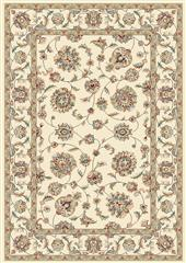 Dynamic rugs an28573656464 ancient garden rug, 2.2x7.7, ivory