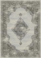 Dynamic rugs an69575579696 ancient garden rug, 5.3x7.7, soft grey/cream