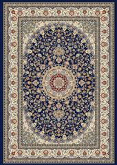 Dynamic rugs an912571193434 ancient garden rug, 7.10x11.2, blue/ivory