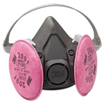 Half facepiece respirator 6000 series, reusable, sold as 1 each