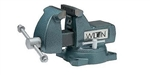 "Wilton Model 744  4"" Mechanics  Vise with Swivel Base"