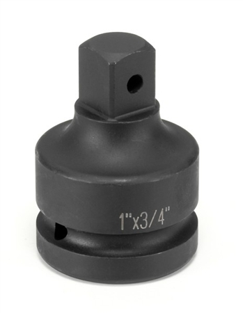 "1"" Female x 3/4"" Male Adapter w/ Friction Ball"