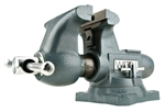 "Wilton Model 1755 Tradesman 5-1/2 "" Round Channel Vise with Swivel Base"
