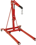 Norco 78106A 2500 Lb. Capacity Folding Engine Crane - U.S.A.