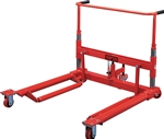 Norco 82300C 1 Ton Capacity Wheel Dolly-Rigid Front Wheels