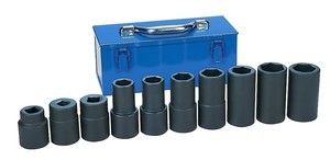#5 Spline 10 Piece SAE/Metric Truck Set