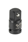 "Grey Pneumatic 938A 1/4"" Female x 3/8"" Male Adapter w/ Friction Ball"