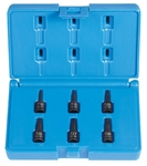 "1/4"" Drive 6 Pc. Internal Star Impact Driver Set"