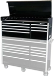 Montezuma BK5607CH 56 7-Drawer Top Chest Toolbox (black)
