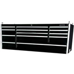 Montezuma BK7213CH 72 13-Drawer Top Chest Toolbox (black)