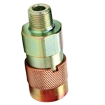 "BVA CFS38F 3/8"" NPTF Flush Face Coupler, Female"