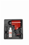 "CP749Km 1/2"" Impact Wrench Kit Metric"
