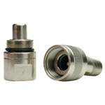 "BVA CR38 3/8"" NPTF Regular Flow Coupler"