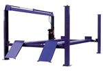 TWI Proline FP14KA 14,000 lb Four Post Alignment Lift - Chain Driven