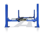 TWI Proline FP14KO-A 14,000 lb Four Post Alignment Lift - Open Front - Cable Driven
