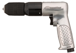"Ingersoll Rand 7803RAKC 1/2"" Reversible Air Drill-Keyless Chuck"