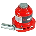 "BVA J11100 10 Ton Side Pump Mini Bottle Jack 1.50"" Stroke"
