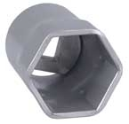 Metric Truck Wheel Bearing Locknut Socket