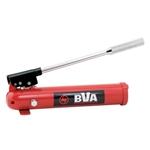 BVA P240L Hand Pump, 14.7 in Reservoir Single Speed low pressure  7200 PSI MAXIMUM