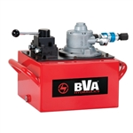 BVA PAR1703 1.7 HP, 3 gallon reservoir, 3-way manual valve