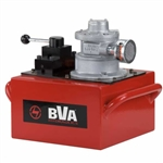 BVA PAR4003 4.0 HP, 3 gallon reservoir, 3-way manual valve