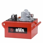 BVA PARD1703 1.7 HP, 3 gallon reservoir, dump valve