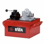 BVA PARM1703 1.7 HP, 3 gallon reservoir, 4-way manual valve