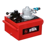 BVA PARM4003 4.0 HP, 3 gallon reservoir, 4-way manual valve