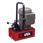 BVA PE0501T 0.5 HP with 1 Gallon Reservoir, 4-way Valve, Teco Motor