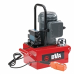 BVA PESL0502T 1.0 HP with 2 Gallon Reservoir, 4-way Valve, Pendant Switch, Teco Motor