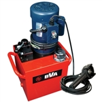BVA PEW3005 3.0 HP with 5 Gallon Reservoir, 4-way Valve, Pendant Switch, Teco Motor