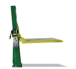 TWI Proline SC-2K 2,000 lb Single Column Lawnmower Storage Lift - 110V Duro Included