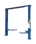 TWI Proline TP10KAC-D 10,000 lb. Two Post Clear Floor --Direct Drive ALI/ETL w/ PU