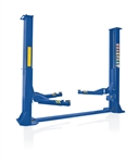 TWI Proline TP12K-F 12,000 lb Two Post Floor Plate Lift