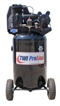 TWI Proline Model TWI-30V 1.9 HP, 30 Gallon Vertical Air Compressor