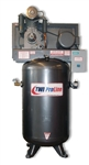 TWI Proline TWI-580V3 5 HP 80 Gallon Vertical 2 Stage, 208-230/460V/3 Phase Compressor-Lincoln Motor