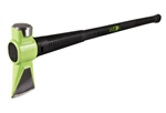 Splitting Maul, Hi-Viz Green, 6 lb, 36 in L