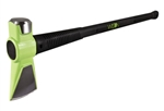 Splitting Maul, Hi-Viz Green, 8 lb, 36 in L