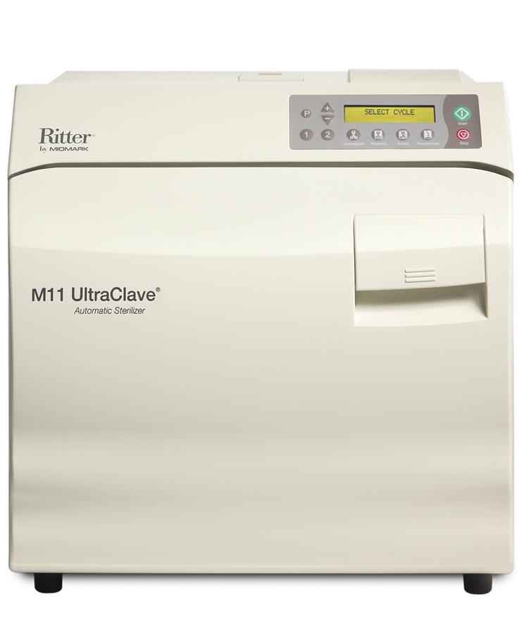 midmark ritter m ultraclave automatic sterilizer