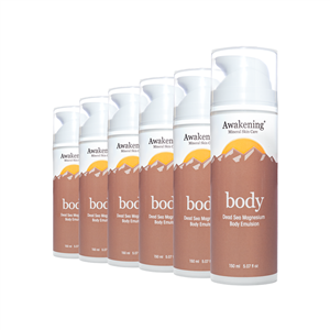 150ml/5.07oz BODY 6-PACK