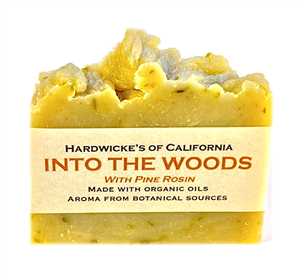 """Into The Woods"" HANDCRAFTED VEGAN SOAP"