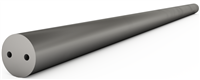 2HSU 9mm x 330mm, 1.4mm DS, 2.6mm BC, Round, Unground, Grade 1008