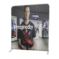 "78"" Straight Modular Display Replacement Print Only"